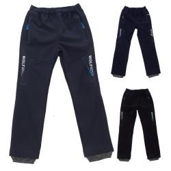 Chlapecké softshell kalhoty 116-146