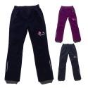 Dívčí softshellové kalhoty 116-146