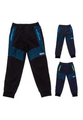 Chlapecké manšestr. kalhoty 98-128