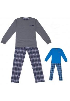 M-XXL pánské pyžamo