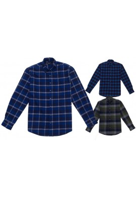 Pánské flanelové košile