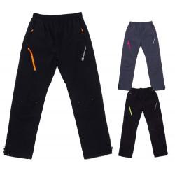 Dětské šusťákové kalhoty 134-158