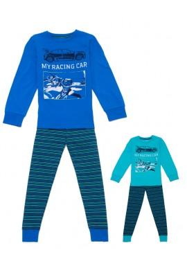 Chlapecké pyžamo racing 116-146