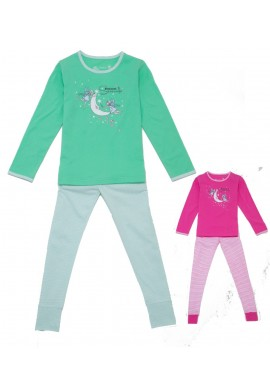 Dívčí pyžamo 116-146